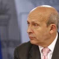 El ministre d'Educació, José Ignacio Wert