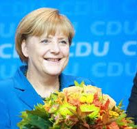 Angela Merkel després de les eleccions