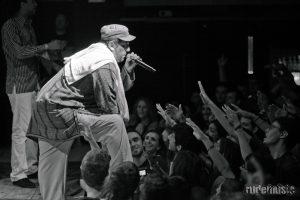 Dub Inc, tocant a la Sala Clap.