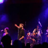 A4 Reggae orchestra, a la Sala Clap.