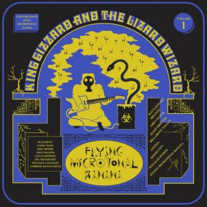 Flying Microtonal Banana, King Gizzard and The Lizard Wizard