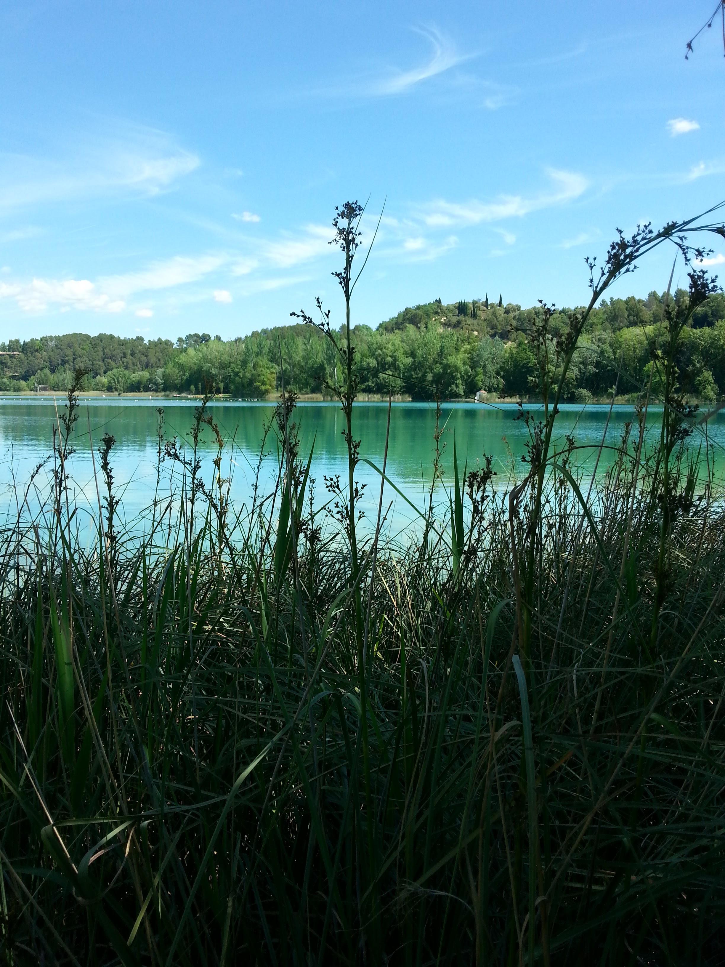 vista del llac de Banyoles