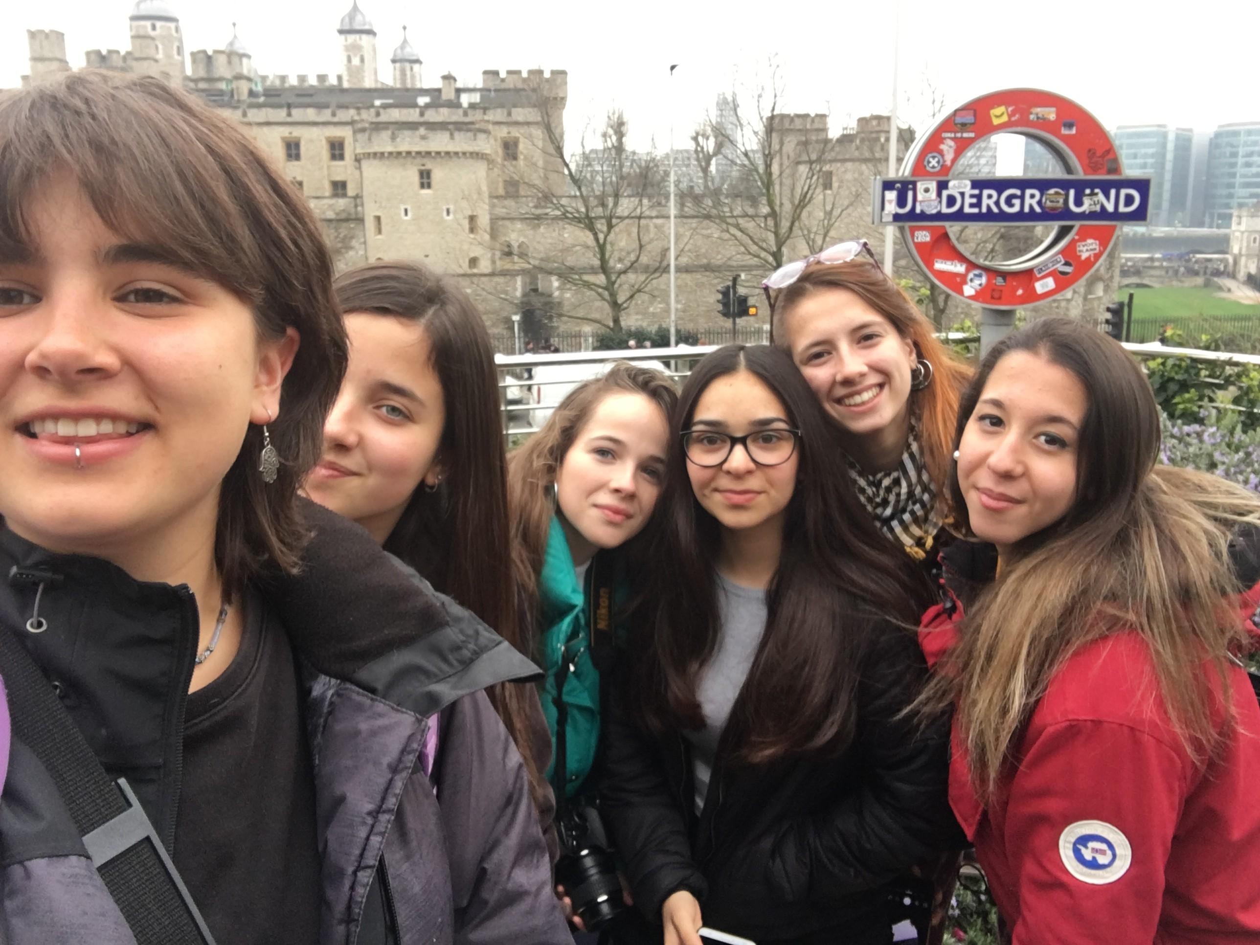 Viatge de 1r de batxillerat a Londres