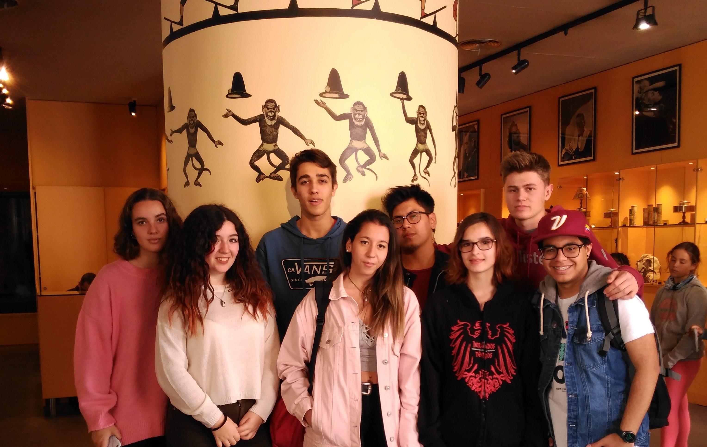 Visita al Museu del Cinema de Girona