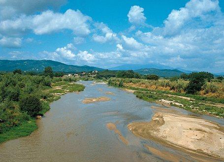 D'excursió pel riu Tordera